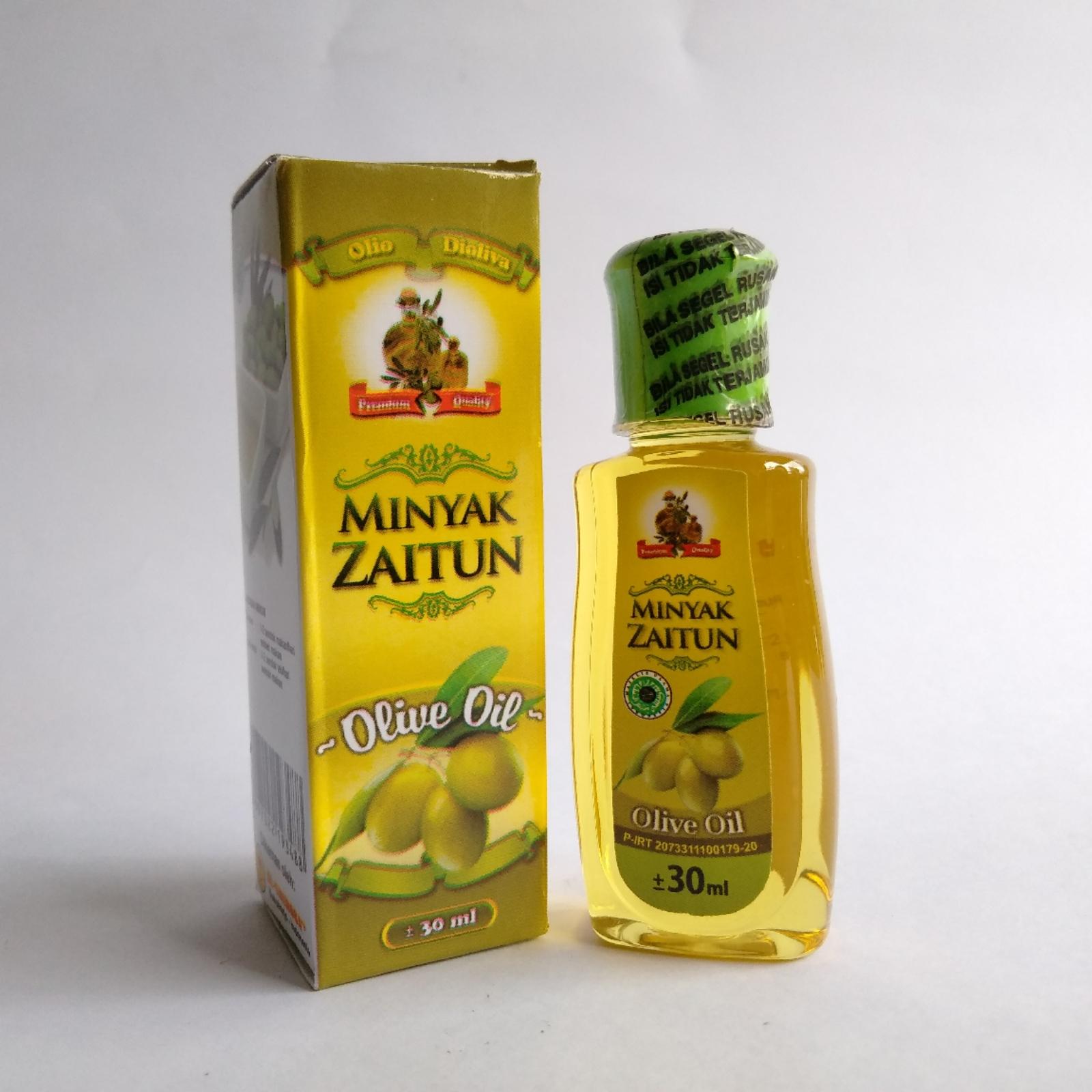 Minyak Zaitun Olive Oil Al-Ghuroba 30 Ml